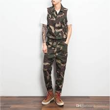 mens one jumpsuit 2018 mens rompers fashion overalls jumpsuits for