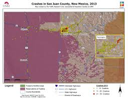 New Mexico Counties Map by 2013 Maps Gps Traffic Research Unit The University Of New Mexico