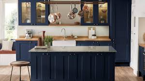 navy blue kitchen cabinets howdens fairford navy kitchen fitted kitchens howdens