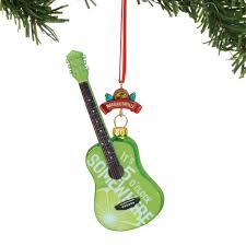 margaritaville guitar ornament annual ornaments direct