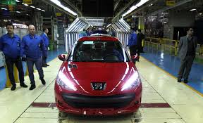 peugeot japan ikco starts peugeot 207 sedan production financial tribune