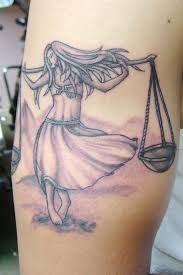 libra design concept and inked by at b shop