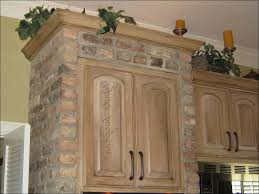 kitchen cabinet top molding furniture minimize amount of fabric you need to tuck with