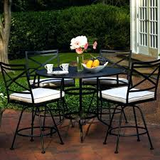 Antique Cast Iron Patio Furniture Living Wrought Iron Dining Set By Seats 6 Cast Metal Garden Table