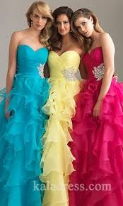 13 best bright color prom dresses from kaladress images on