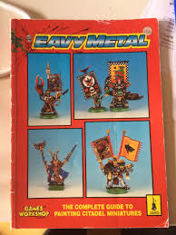 realm of chaos 80s how do you paint your epic infantry