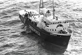 MV Greenpeace