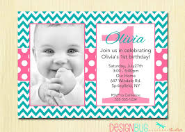 How To Make Birthday Invitation Cards At Home Chevron And Polka Dots U0027s Birthday Invitation 1 2