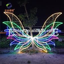outdoor angel christmas decorations large two piece nativity