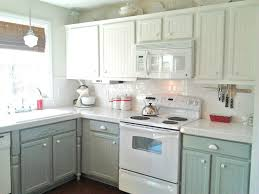 granite countertop black and white cabinet designs hand painted