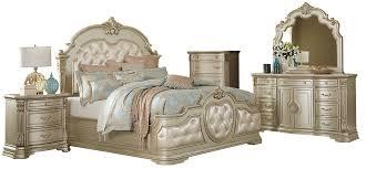 upholstered bedroom set barbara chagne upholstered bedroom set cb furniture