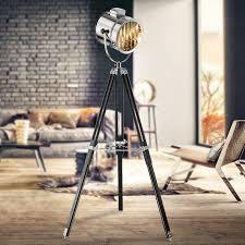 tripod spotlight floor lamp sale studio spotlight floor lamp