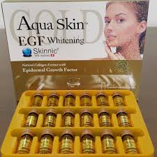 aqua skin gold egf instamal