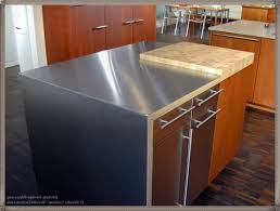 kitchen island cutting board kitchen cool ideas of stainless steel countertops kropyok home