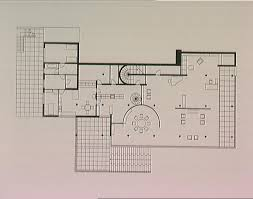 Plan Maison Japonaise by Plan Drawing Of The Tugendhat House Mies Van Der Rohe 1930 Brno