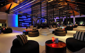 Home Bar Interior Design by Night Club With Full Lighting And Dreaming Design Bhouse Night