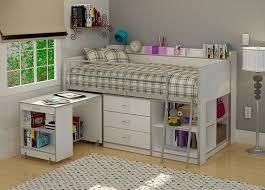 Betten Schlafzimmer Amazon Amazon Com Rack Furniture Clairmont Loft Bed White Home