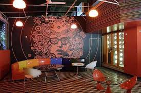 Planet  Studio For Cafe Design Ideas In Red Themes Coffee Shops - Cafe interior design ideas