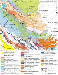 Geological Map Antimony World Global Map Of Antimony Projects