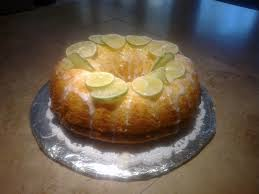 luscious key lime cake duncan hines