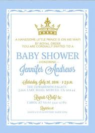 little prince baby shower invitations badbrya com