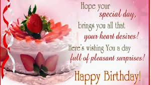 Happy Birthday Wishes To Images Happy Birthday Song Best Happy Birthday Wishes To You Video