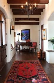 home interior mexico floors with rugs white walls colonial