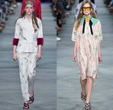 gucci 2016 spring summer womens runway looks denim jeans fashion