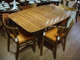 Teak Dining Tables And Chairs Stylish Antiques Atlas Retro 1960s 1970s Solid Teak Dining Table
