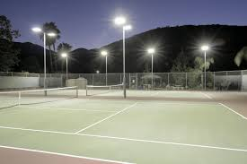 tennis courts with lights near me brite court tennis lighting led tennis lighting for indoor outdoor