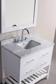 36 Inch Bathroom Vanities 36 White Bathroom Vanity With Black Top Best Bathroom Decoration