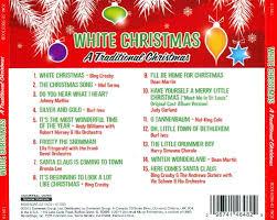 white christmas a traditional christmas vol 1 various artists