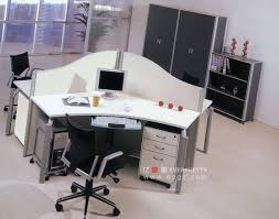 popular cheap triangle workstation for 3 person of workstation