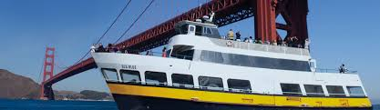 san francisco bay cruise and sightseeing blue u0026 gold fleet