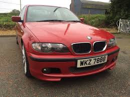 bmw 318i m sport manual 2004 in moneymore county londonderry