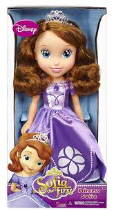 amazon disney princess sofia toddler doll toys u0026 games