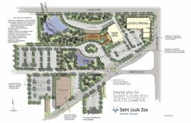 Map Of St Louis Area Saint Louis Zoo Purchase Of Old Hospital Site Finalized St