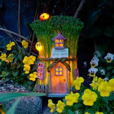 asparagus school house solar powered garden lighting and