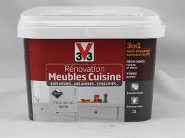 v33 renovation cuisine peinture de rnovation meubles fleur de sel 2l castorama avec v33