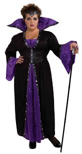 Elvira Size Halloween Costume Sorceress Costume Size Candy Apple Costumes