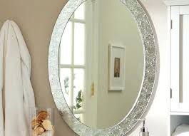 bathroom wall mirror ideas bathrooms design large decorative bathroom wall mirrors dcor