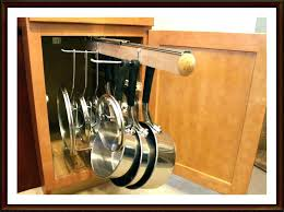 kitchen storage ideas for pots and pans pots and pans storage ideas pots and pans storage large size of