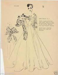 fashion sketch art ebay