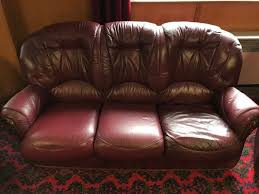 Leather Sofas Uk Sale by Second Hand Leather Sofas Leicester Memsaheb Net