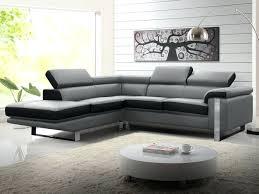 canap gris et noir canape d angle gris et noir canapac dangle tissu racversible vigo