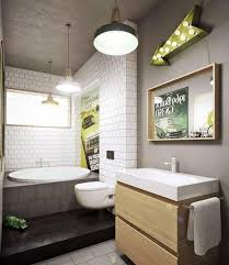cool bathroom designs cool modern subway tile bathroom designs for your interior home