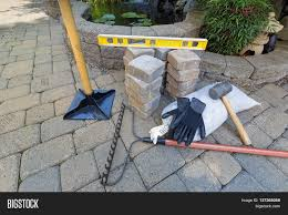 Sand For Patio Pavers by Stone Pavers For Backyard Patio Pond Hardscape With Garden