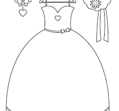 download wedding coloring book pages