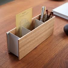 Desk Pen Stand Rin Pen Stand Remote Control Rack The Yamazaki Touch Of