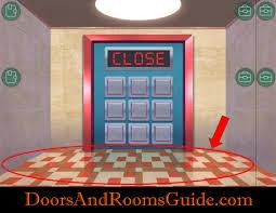 gate doors and rooms zero complete walkthrough